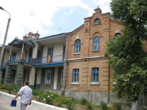 Manastirea Hirbovat