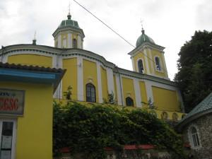 Manastirea Saharna 2